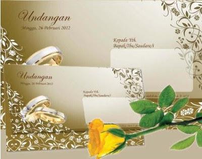 undangan pernikahan 2
