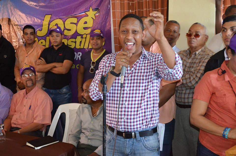 Wagner Piñeyro Discurso a la Juventud de Barahona.
