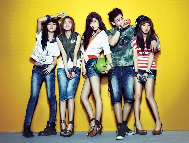 Miss A vs. 2PM's Nichkhun
