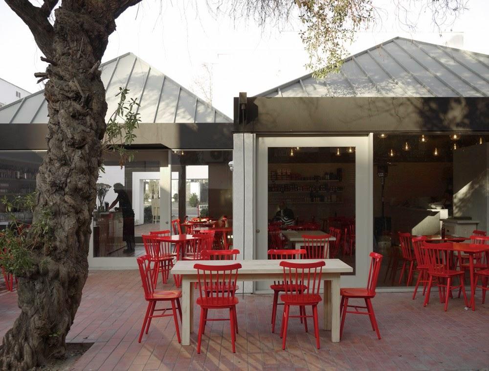 Marzua bistr restaurant k k de amun tegui vald s for Fabrica de marmol en chile