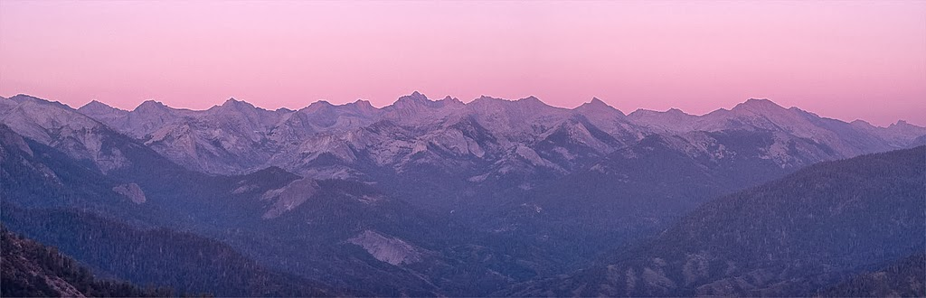 panoramic landscape photography using telephoto lens