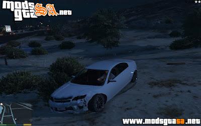 V - Mod Realistic Damage (Danos Realistas) para GTA V PC