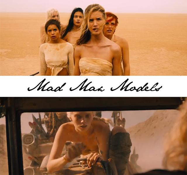 Mad Max Models