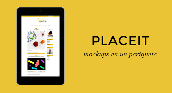 crear mockups con placeit