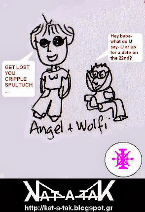 Angel + Wolfi