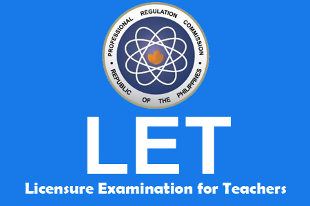 LET Results in (SECONDARY) March 2013