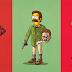 Ilustrador revela a verdadeira identidade de personagens famosos