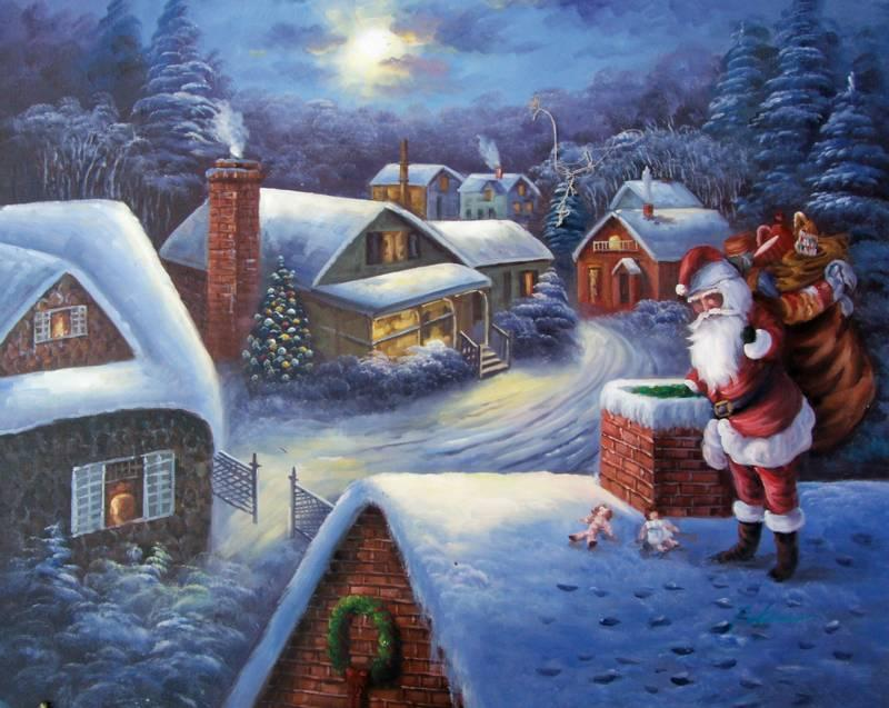 Ego Sum Qui Sum Santa Claus Contra 161 Todo El Mundo