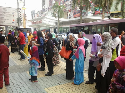 Busking Dakwah Bukit Bintang, Kuala Lumpur