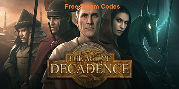 The Age of Decadence Key Generator Free CD Key Download