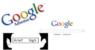 Perbedaan google search dan adsense dalam hal traffik