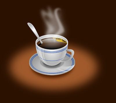 Tutorial Inkscape - Criando uma xícara de café