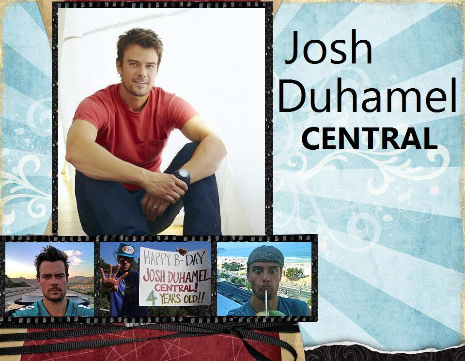 Josh Duhamel Central