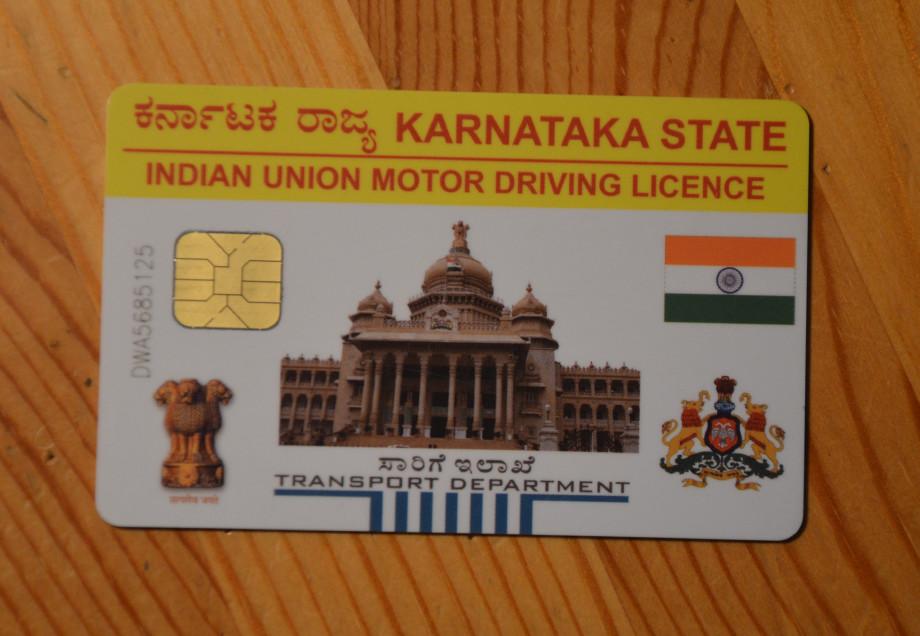 Prawo jazdy: polskie w Indiach i indyjskie w Polsce