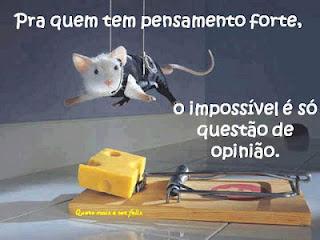 Mensagens e Imagens para Facebook de Pensamento Forte