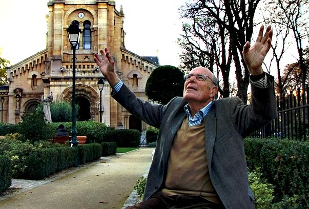 Un voyageur, de Marcel Ophüls (Francia, 2013)
