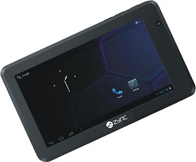 Zync Z990 Tablet