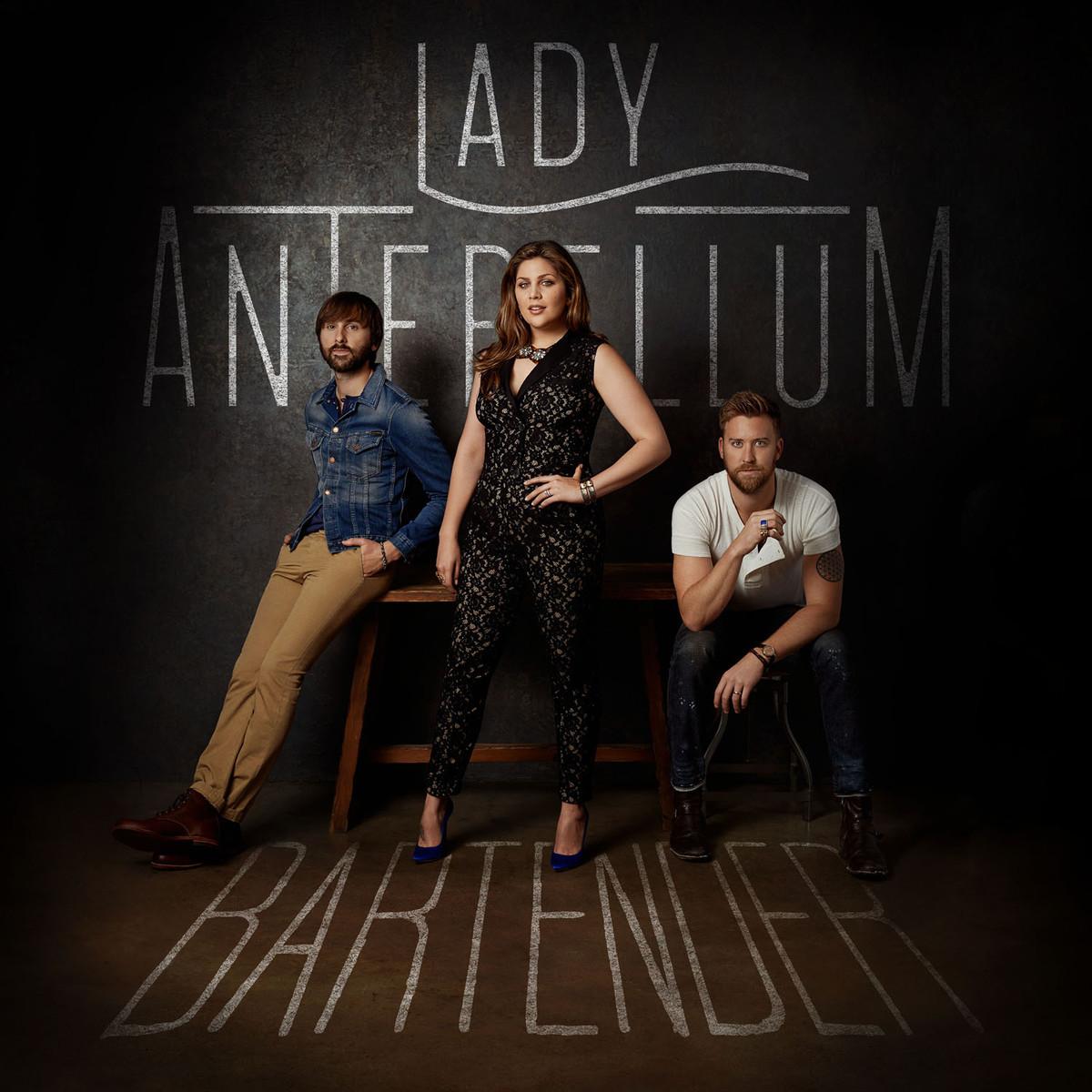 LADY ANTEBELLUM : BARTENDER