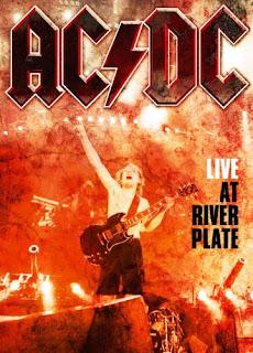 DVD AC/DC en Argentina - 10 de Mayo.