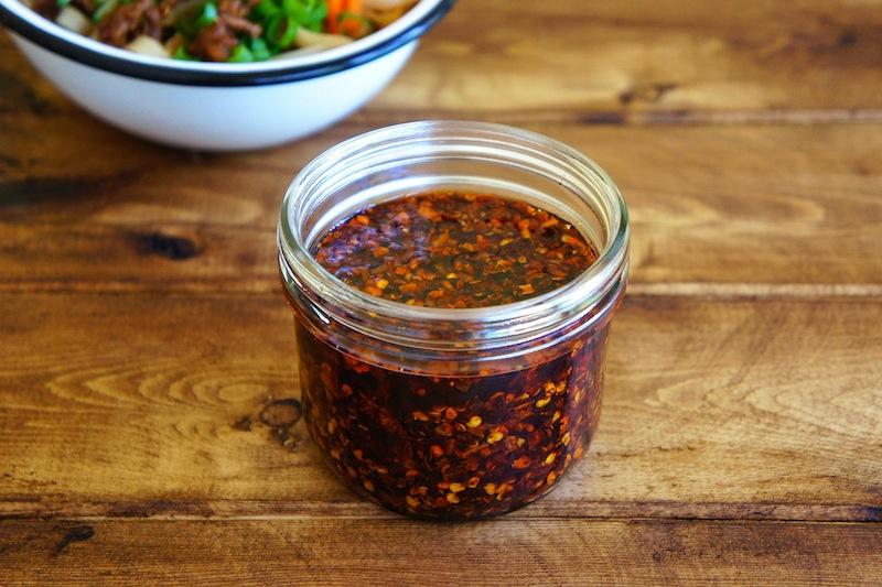 Chili Oil Recipe — Dishmaps