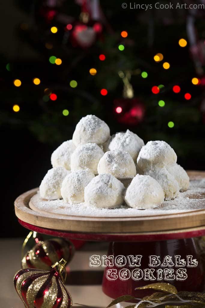 Snow Ball Cookies Recipe