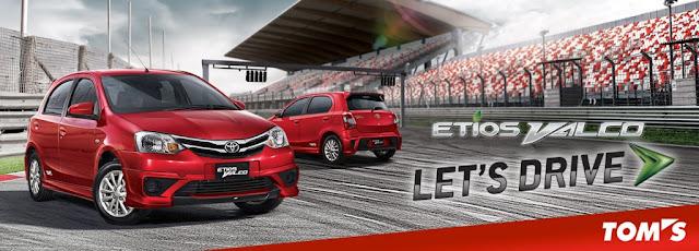 Spesifikasi Dan Harga Mobil Toyota Etios Valco Tom's Makassar