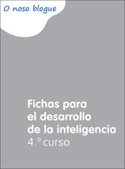 Fichas desenvolvemento da intelixencia