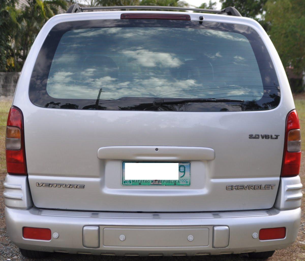 2005 Chevrolet Venture Passenger Camshaft: AUTOLUX: 2005 CHEVROLET VENTURE LT