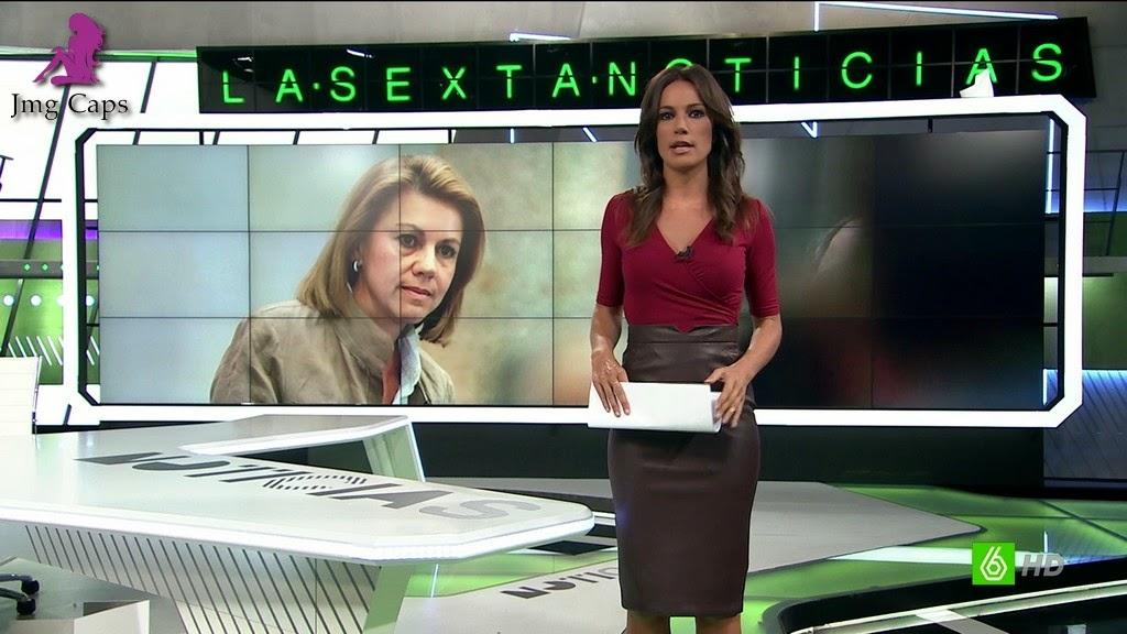 CRISTINA SAAVEDRA, LA SEXTA NOTICIAS (02.10.14)