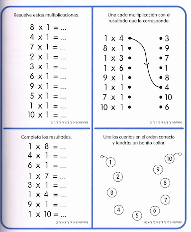 Tablas De Multiplicar  Lessons  Tes Teach
