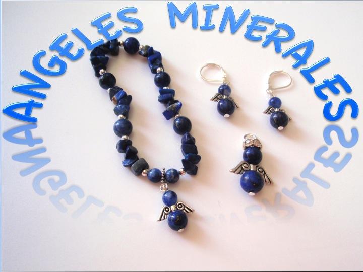 ANGELES DE MINERALES