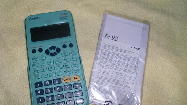 calculette pour le collège