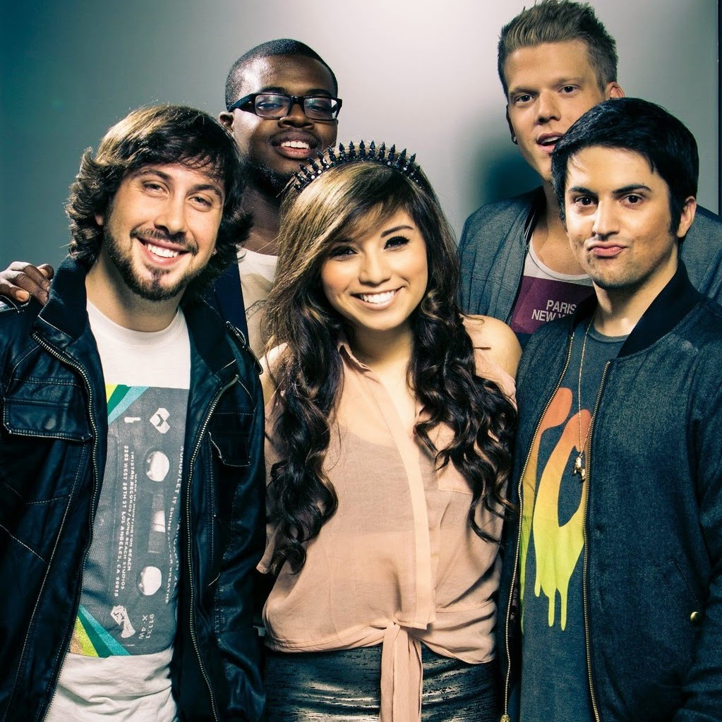 pentatonix, royals, lorde, cover,