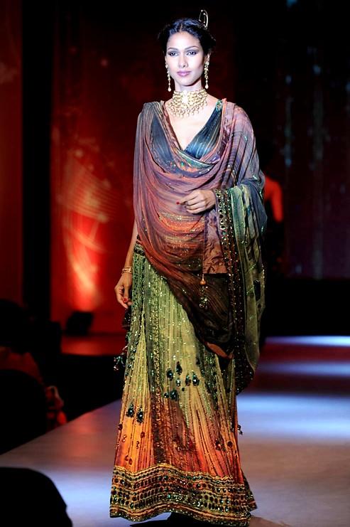 satya paul designer bridal collection 2013