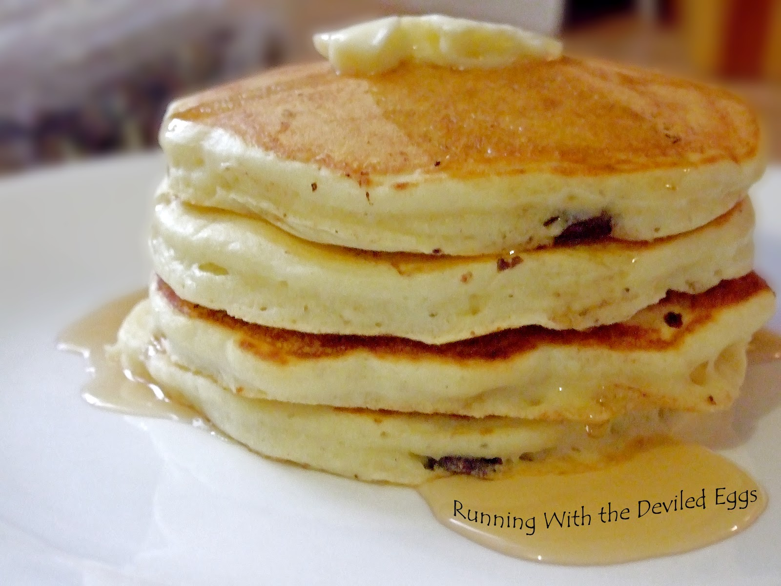 ... Devil(ed)....Eggs That Is: Fluffy Pancakes - You Know You Waaaant Them