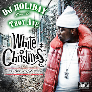 Download Troy Ave's White Christmas mixtape