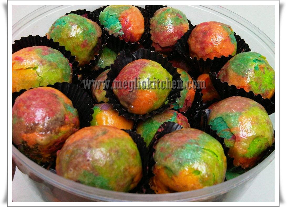 Resep Kue Nastar Rainbow Cara Membuat Kue Natar Rainbow Yang Enak ...