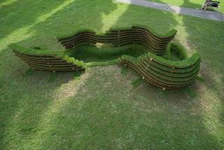 arte sustentável