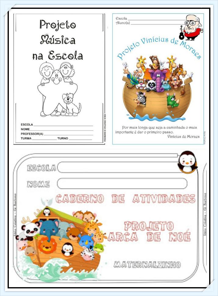 Promoção Atividades Projeto Vinicius de Moraes Cadernos para Educação Infantil e Fundamental I