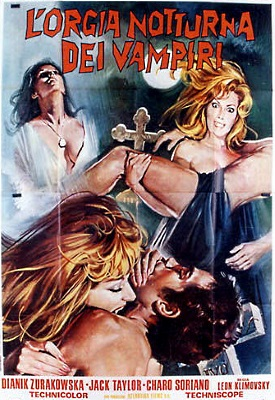 vampire night orgy Criswell): Orgy of  the Vampires aka Vampires Night Orgy, The aka Grave Desires (1973) Leon.