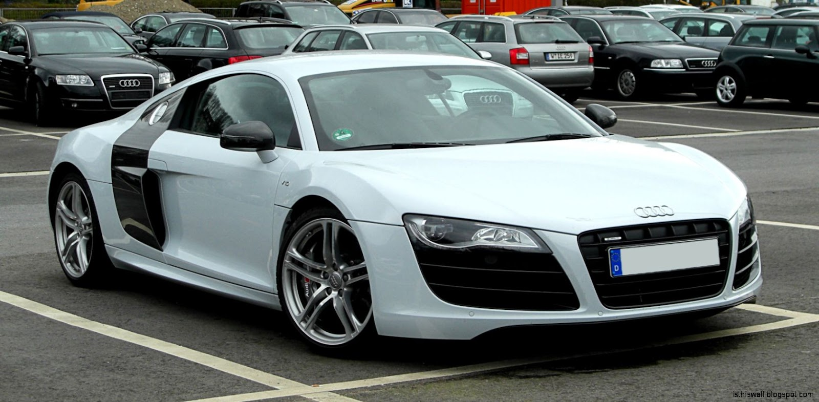 Audi R8   Wikipedia the free encyclopedia