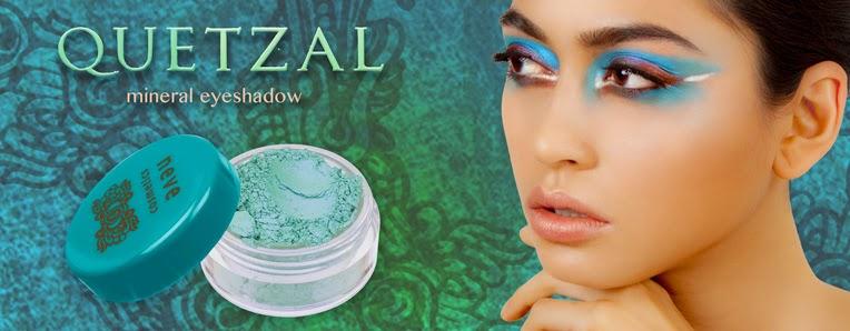 Neve Cosmetics Quetzalcoatl Quetzal