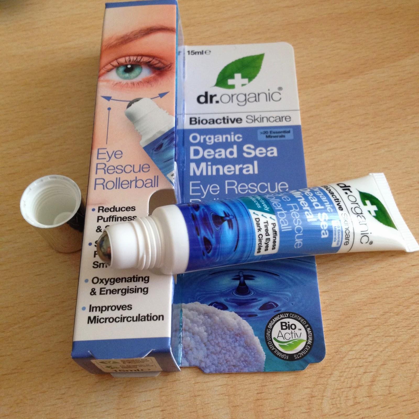 Dr. Organic Eye Rescue Rollerball