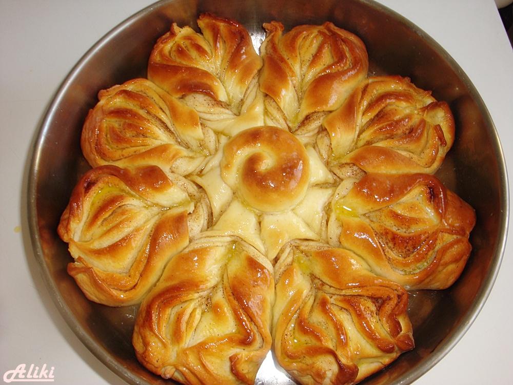 Najlepse Pogace http://www.maminajela.com/2012/11/slatka-pogaca-sa