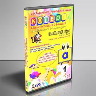 Harga CD Game Anak Balita - Belajar & Bermain Untuk Si Kecil