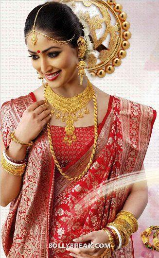 Yami Gautam Bridal Dress - (2) - Yami Gautam Bridal Dress Pics