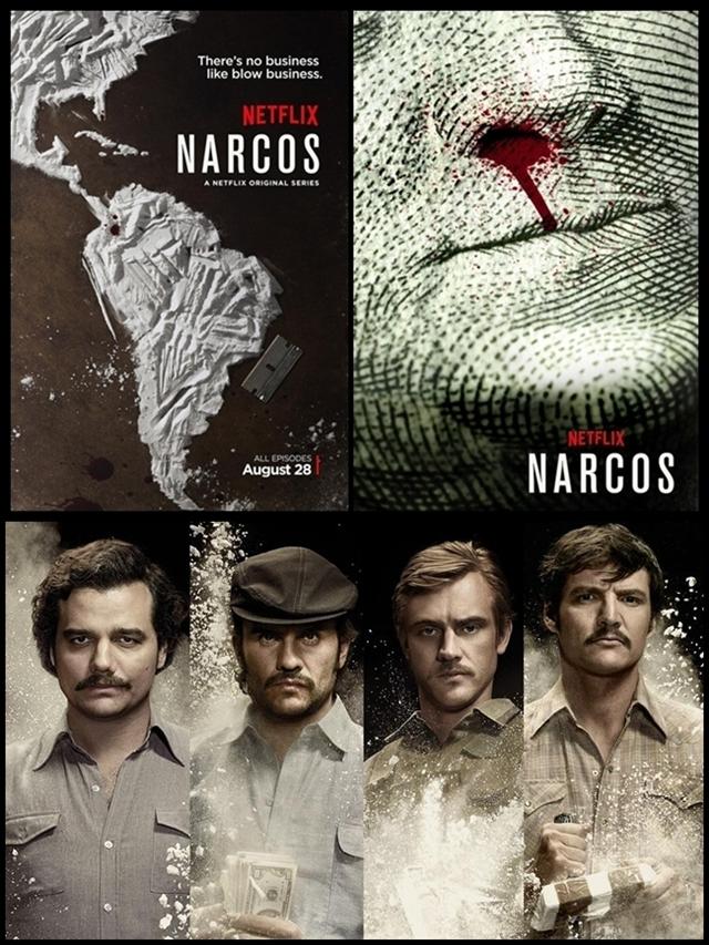 Narcos, Brancato, Bernard, Doug Miro
