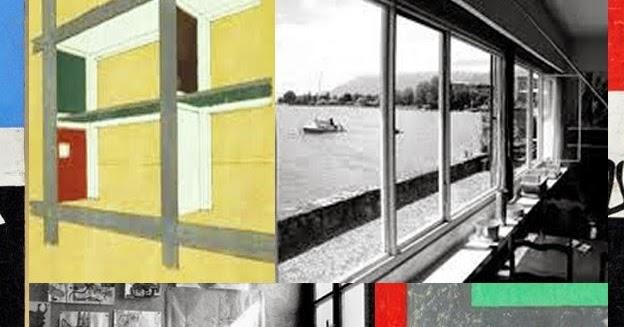 Historia de la arquitectura moderna villa le lac for Historia de la arquitectura moderna