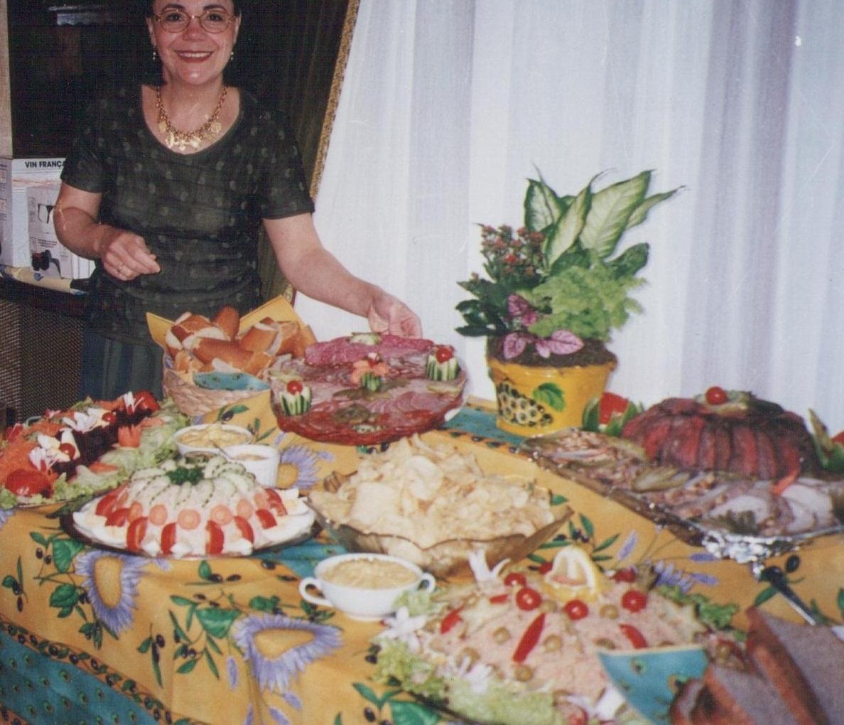 Cuisine domicile buffet froid - Cuisine a domicile tarif ...