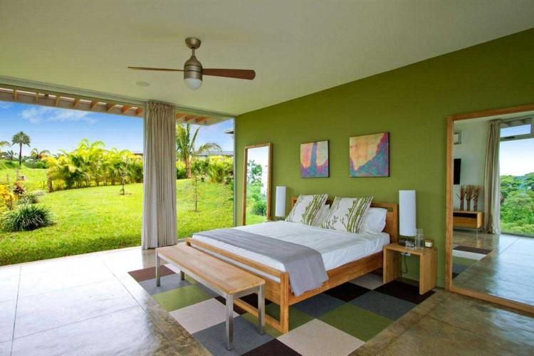 Hogares frescos espectacular villa de vacaciones frente al oc ano pac fico en guanacaste costa - Casa de la luna ...